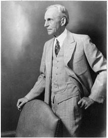 Photo d'Henry Ford