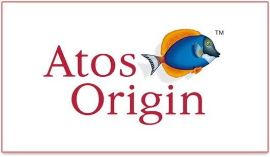 L'ancien logo d'Atos Origin