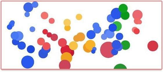 Doodle dynamique de Google