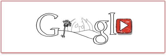 Doodle Vidéo présenté par Google