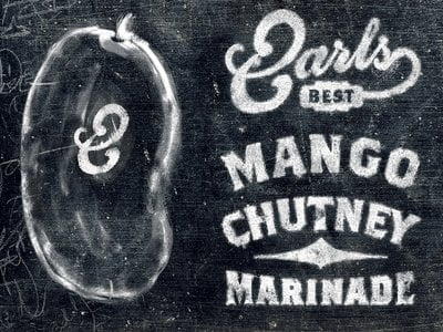 Logo Vintage : Aggroalimentaire