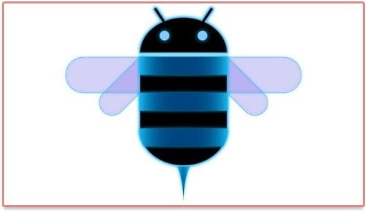 Logo Google Android 3.0 Honeycomb