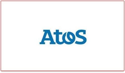 Le nouveau logo d'Atos