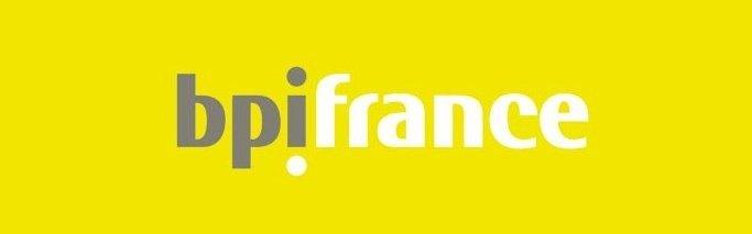 Le logo de la Banque Publique d'Investissement : BPI France