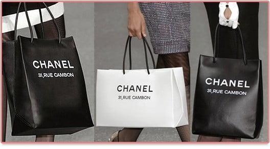 Logo de la marque de luxe Chanel