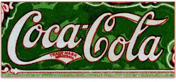 Ancien Logo Coca Cola