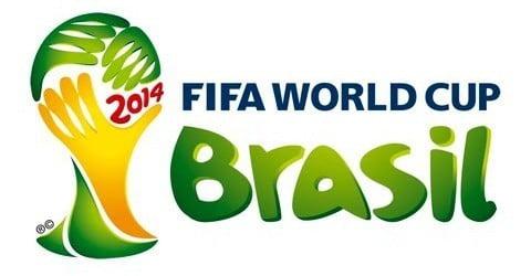Logo de la Coupe du Monde de Football au Brésil