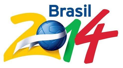 Logo de la candidature du Brésil pour la Coupe du Monde de Football