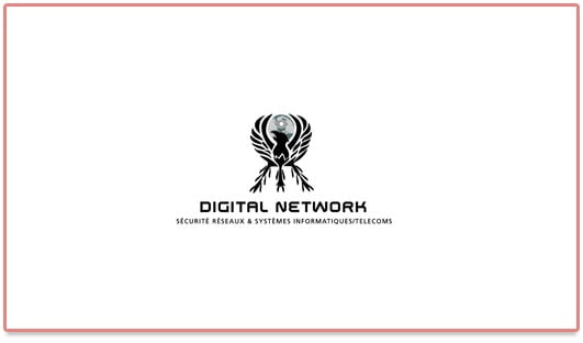 Logo du groupe Digital Network