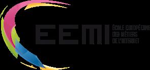 Le logo de l'EEMI - École Européenne des Métiers de l'Internet