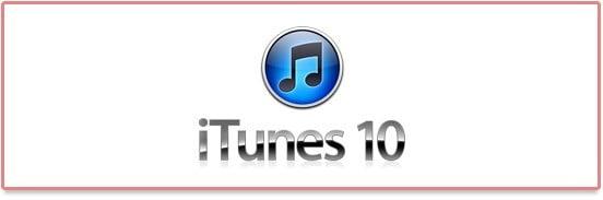 Logo iTunes 10