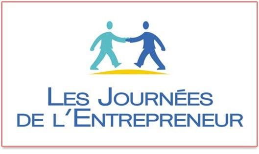 Le logo des Journées de l'Entrepreneur