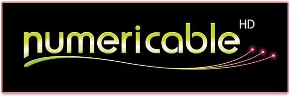 Le nouveau logo de Numericable