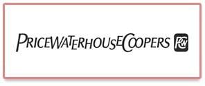 Ancien logo de PricewaterhouseCooper (PwC)