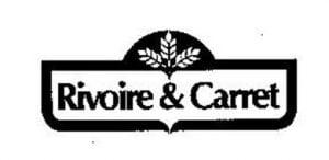 L'ancien logo de Rivoire & Carret