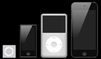 La stratégie marketing d'Apple : quatre références pour la marque iPod
