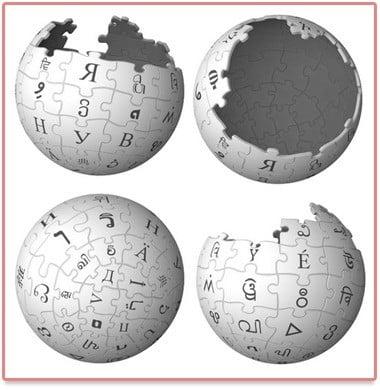 Déclinaison du sigle Wikipedia